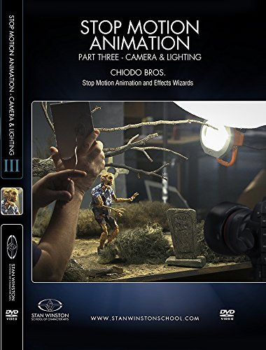 Stop Motion Animation Part 3: Camera, Lighting & Software