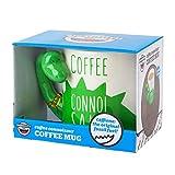 BigMouth Inc - Tazza da caffè con dinosauro
