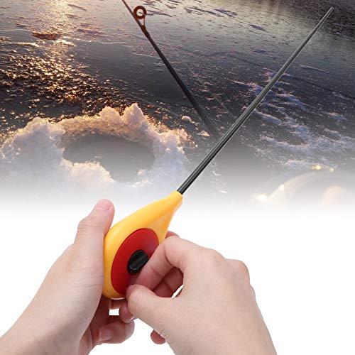 Redxiao 【 】 Caña de Pescar portátil, ABS de tamaño pequeño +...