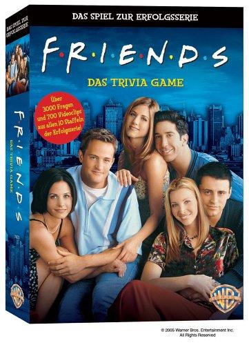 Friends - The Trivia Game