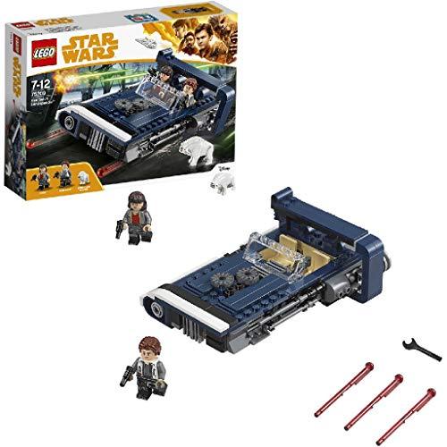 LEGO-Star Wars Il Landspeeder di Han Solo, Multicolore, 75209