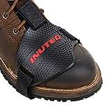Jorzer Protector de Botas de Motocicleta Zapatos Protectores Shifter Motocicleta Gear