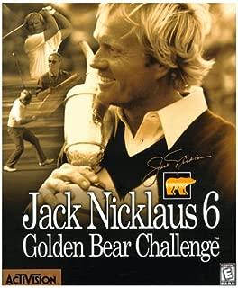 Jack Nicklaus 6: Golden Bear Challenge - PC