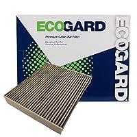 ECOGARD XC10180C プレミアムキャビンエアフィルター 活性炭消臭剤付き ポルシェパナメーラ 2010-2016
