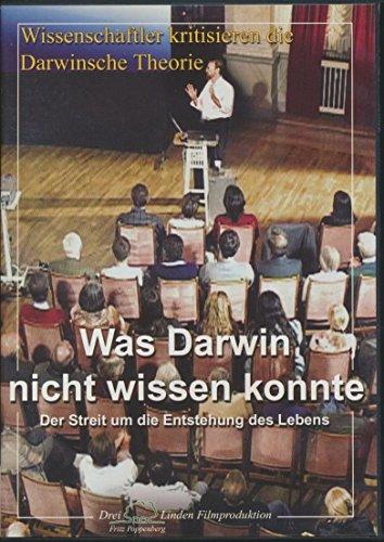 Was Darwin nicht wissen konnte (DVD), gebraucht - sehr gut