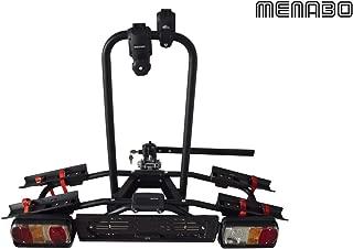MENABO Porta Bicicletas para Bola de Remolque - NAOS Rapid