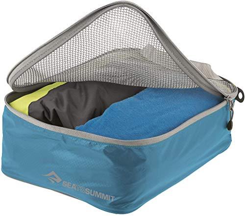 Sea to Summit Garment Mesh Bag S Sac de Montagne, Alpinisme et Trekking, Adultes Unisexe, Bleu/Gris, 4 Liters
