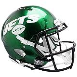 Riddell NFL New York Jets Speed - Casco de fútbol auténtico...