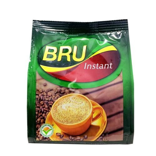 2 x Bru Instant Coffee, 200 gms Pouch (400 gms)