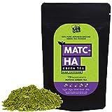 The Tea Trove Japanese Green Tea -Premium Matcha Tea Grade Smoothies, Lattes, Baking