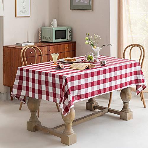 Mantel De Estilo Minimalista Moderno Pequeño Paño Fresco Hogar Rectangular Jardín Mantel De Té Adecuado para Mesa De Comedor En Casa Hotel De Picnic