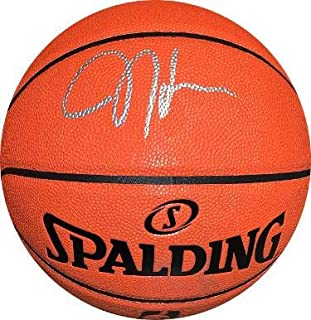 james harden autographed ball