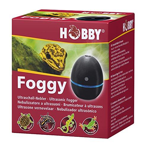 Hobby 37246 Foggy, Ultraschall-Nebler für Terrarien