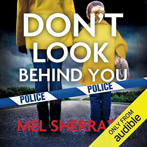 Don't Look Behind You audiobook cover art