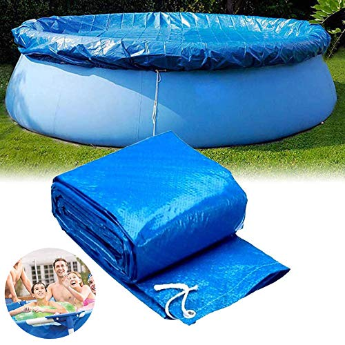 HOUADDY Cubierta Solar para Piscina Cobertor Protección Protección Solar Resistente A La...