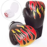 3 otters Kids Boxing Gloves, Child Punching Gloves Training Gloves for Age 5 to 12 Years