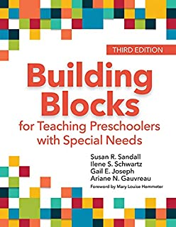 Building Blocks for Teaching Preschoolers with Special Needs (1681253410)   Amazon price tracker / tracking, Amazon price history charts, Amazon price watches, Amazon price drop alerts