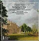 Cipriani Potter : Symphonie n° 1 et autres uvres. Huangci, Griffiths.