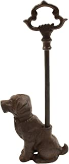TG,LLC Cast Iron Heavy Pet Dog Portable Door Porter Stopper Blocker Jam Stop Doorstop