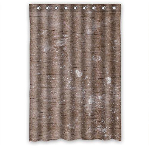 Doubee Owl Wasserdichtes Mildew Duschvorhänge Shower Curtain 48