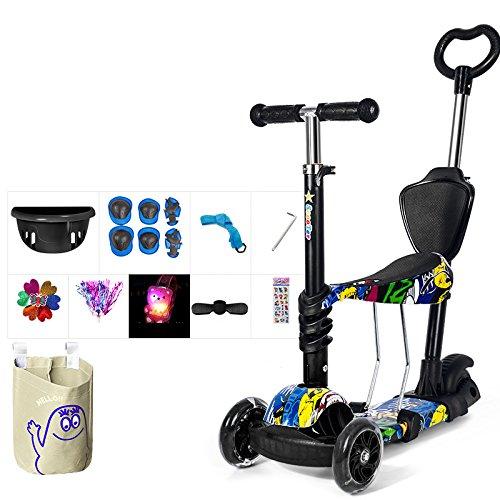El Primer Scooter En Mi Vida, Diseño Versátil, Especialmente Genial,B