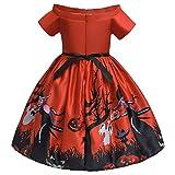 Vestido Casco Cosplay de Halloween Vestido de fiesta Vestido de novia Niños pequeños Lolita retro Niños NIÑA Princesa de dibujos animados Vestido de desfile Vestido de bautizo para bebé Boda