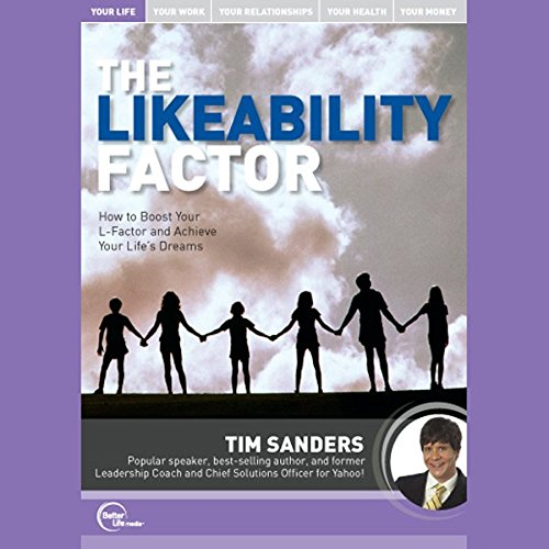The Likeability Factor cover art