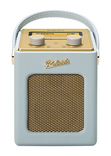 Roberts Radio Kofferradio Revival MINI duck egg