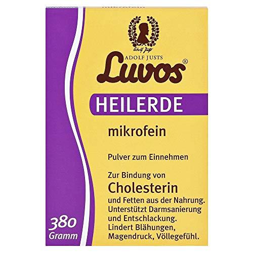 Luvos Heilerde mikrofein Pulver zum Einnehmen, 380 g