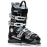 Nordica Sportmachine 65 W Womens Ski Boots - 26.0/Black-Purple