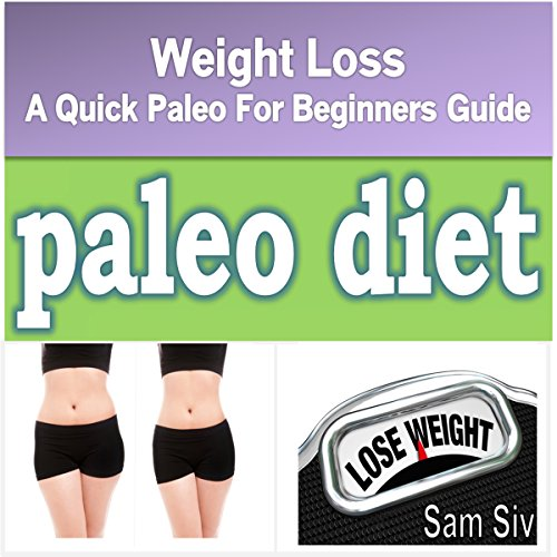 Diets and Weight Loss: Paleo Diet Titelbild