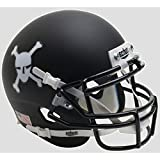 Army Black Knights Matte Black Officially Licensed Full Size XP Replica Football Helmet