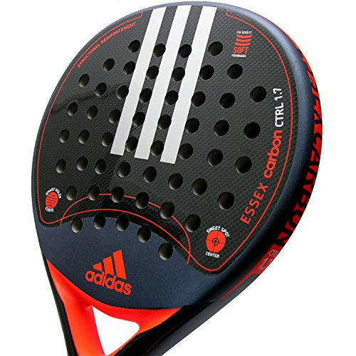 Adidas Essex Carbon Control 1.7 Raquette de padel Orange