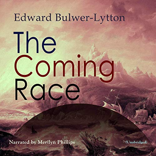 The Coming Race audiobook cover art