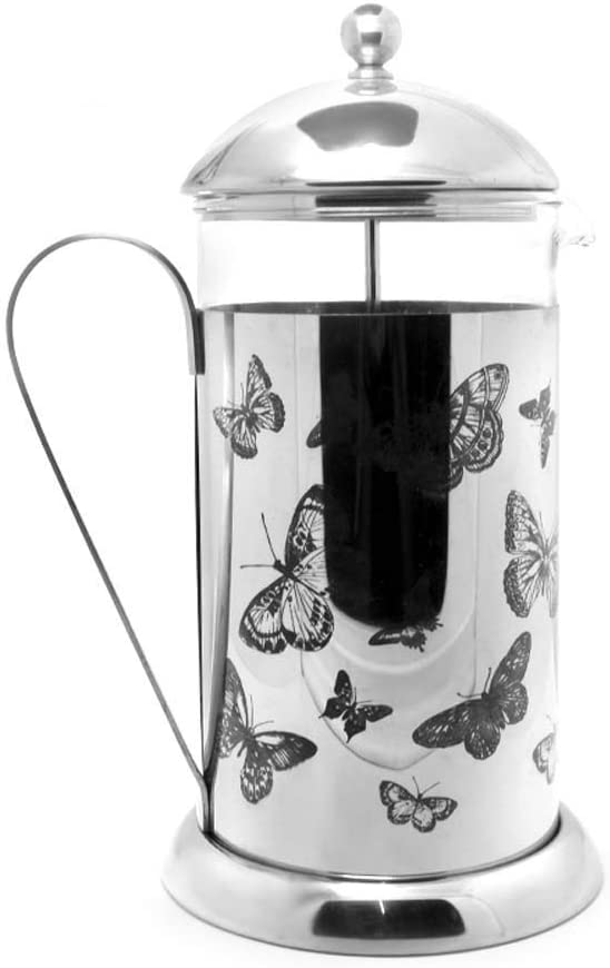 ZKS-KS Coffee French Press Hou Max 59% Cheap mail order shopping OFF Glass Pot