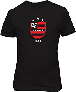 Esporte Clube Flamengo Piauí Brasil Soccer football t shirt