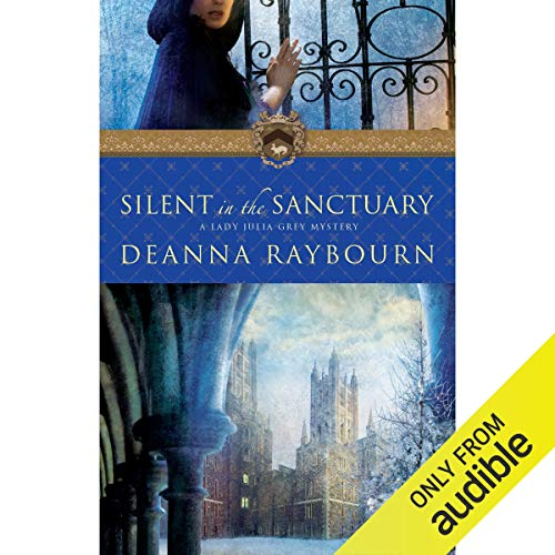 Silent in the Sanctuary  By  cover art