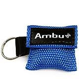 AMBU 'LifeKey' Schlüsselanhänger Beatmungstuch  Farbauswahl möglich