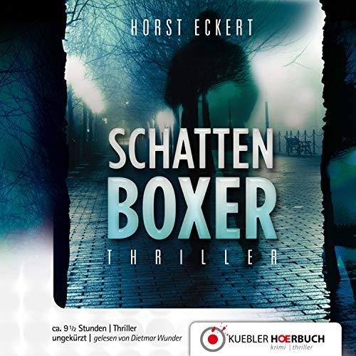 Page de couverture de Schattenboxer