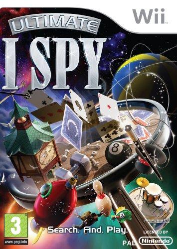 Ultimate I-Spy (Wii) [Import anglais]