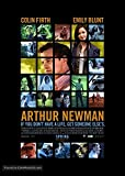 Arthur Newman – Colin Firth – Wall Poster Print - 43cm