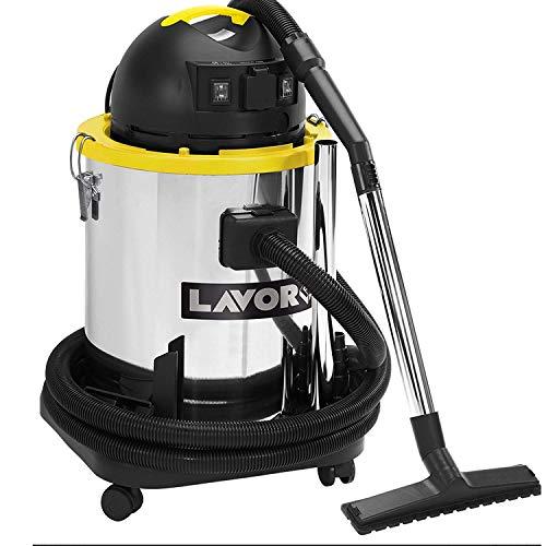 Aspiratore/Aspirapolvere/Aspiratutto solidi e liquidi 1600W 50LT. Lavor - GB 50 XE