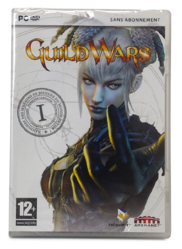 Guild Wars Prophecy : PC DVD ROM , FR