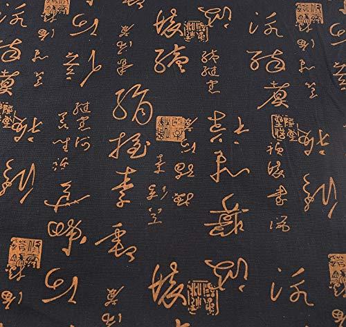 Tela para costura o tapizar japonesa diseño ideal orte por metros. 1 unidad es 0.50 m. x 1.45 m 2 unidades 1 m x 1.45 m. confeccionar cortinas, cojines, caravanas, de CHIPYHOME