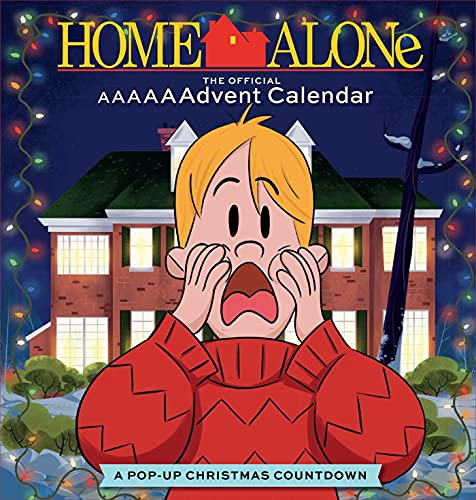 Home Alone: The Official AAAAAAdvent Calendar (2021 Advent...