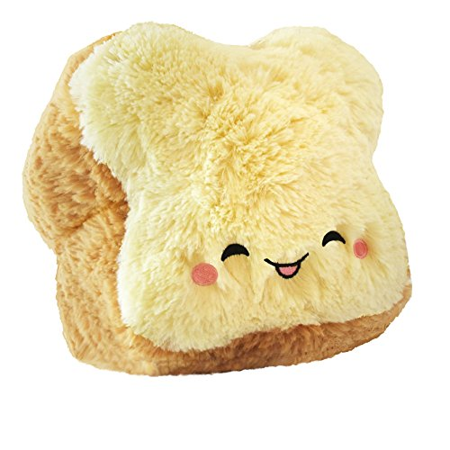 Squishable / Mini Comfort Food Food Loaf of Bread Plush – 7'