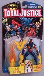 Total Justice Black Lightning Action Figure