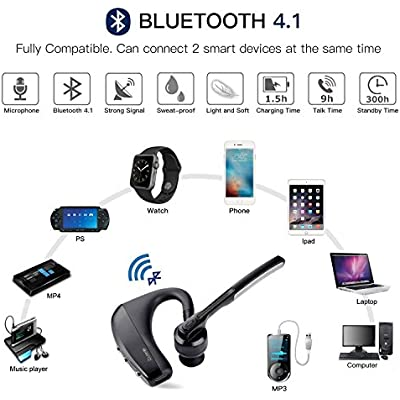 ➤ Cheap 'Bluetooth Headset, Ztotop Wireless Earpiece