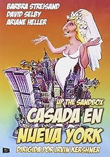 Up the Sandbox - Casada en Nueva York - Irvin Kershner - Barbra Streisand