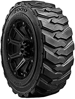 Titan HD2000 Skid Steer Industrial Tire - 14-17.5 E/10-Ply